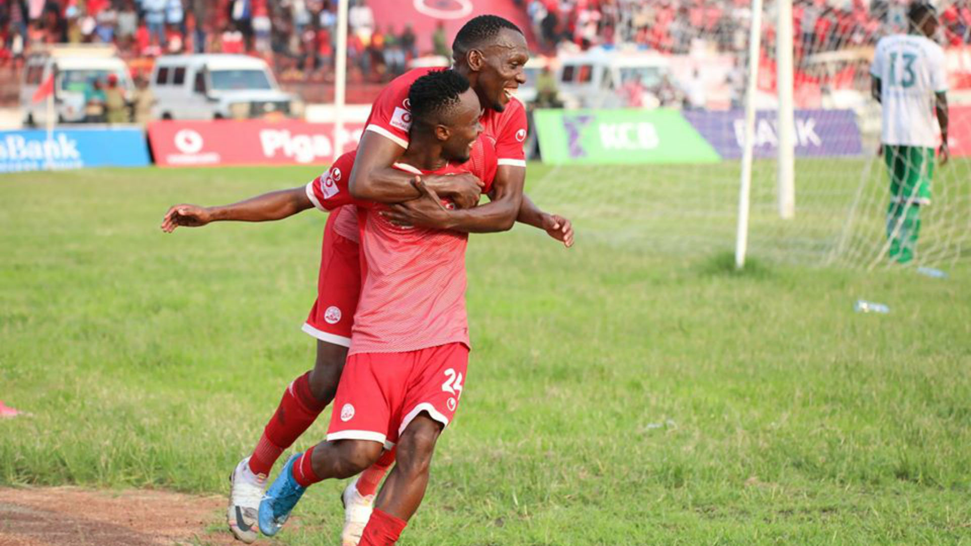 Simba SC refute Kagere and Mkude transfer links