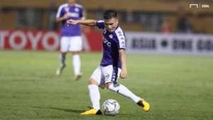 Nguyen Quang Hai Ha Noi FC vs Altyn Asyr AFC Cup 2019 Inter-zone Semi-Finals