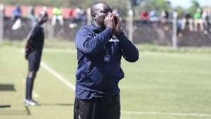 Shabana coach Gilbert Selebwa.