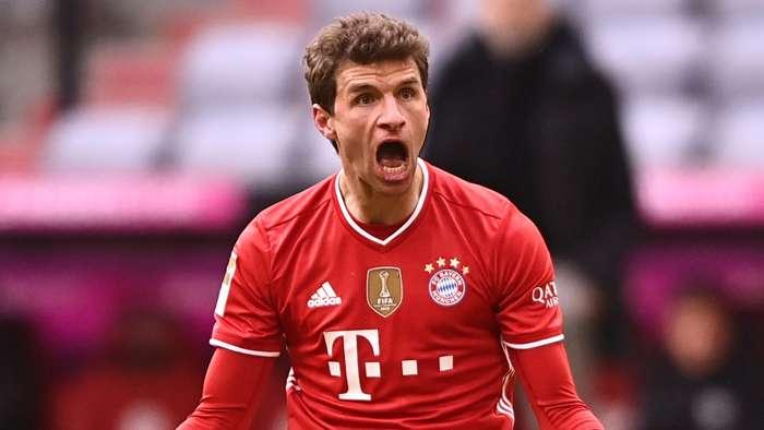 Thomas Muller, Bayern Munich 2020-21