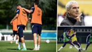 Mbappe, Giroud, Gallas, Nasri