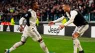 Douglas Costa, Cristiano Ronaldo