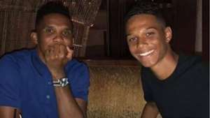 Etienne Eto'o: Son of Cameroon legend misses out on U17 World Cup squad