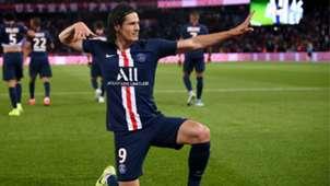 Edinson Cavani PSG Nimes Ligue 1 2019