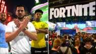 FIFA 20 Volta Fortnite