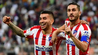 Angel Correa, Koke, Atletico Madrid
