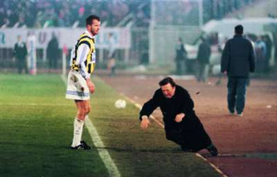 Otto Baric Trabzonspor Fenerbahce 1998
