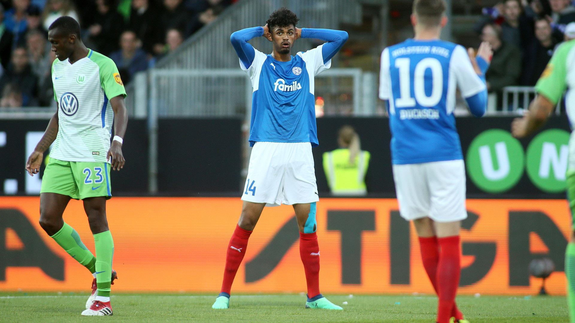 Kiel Relegationsspiel
