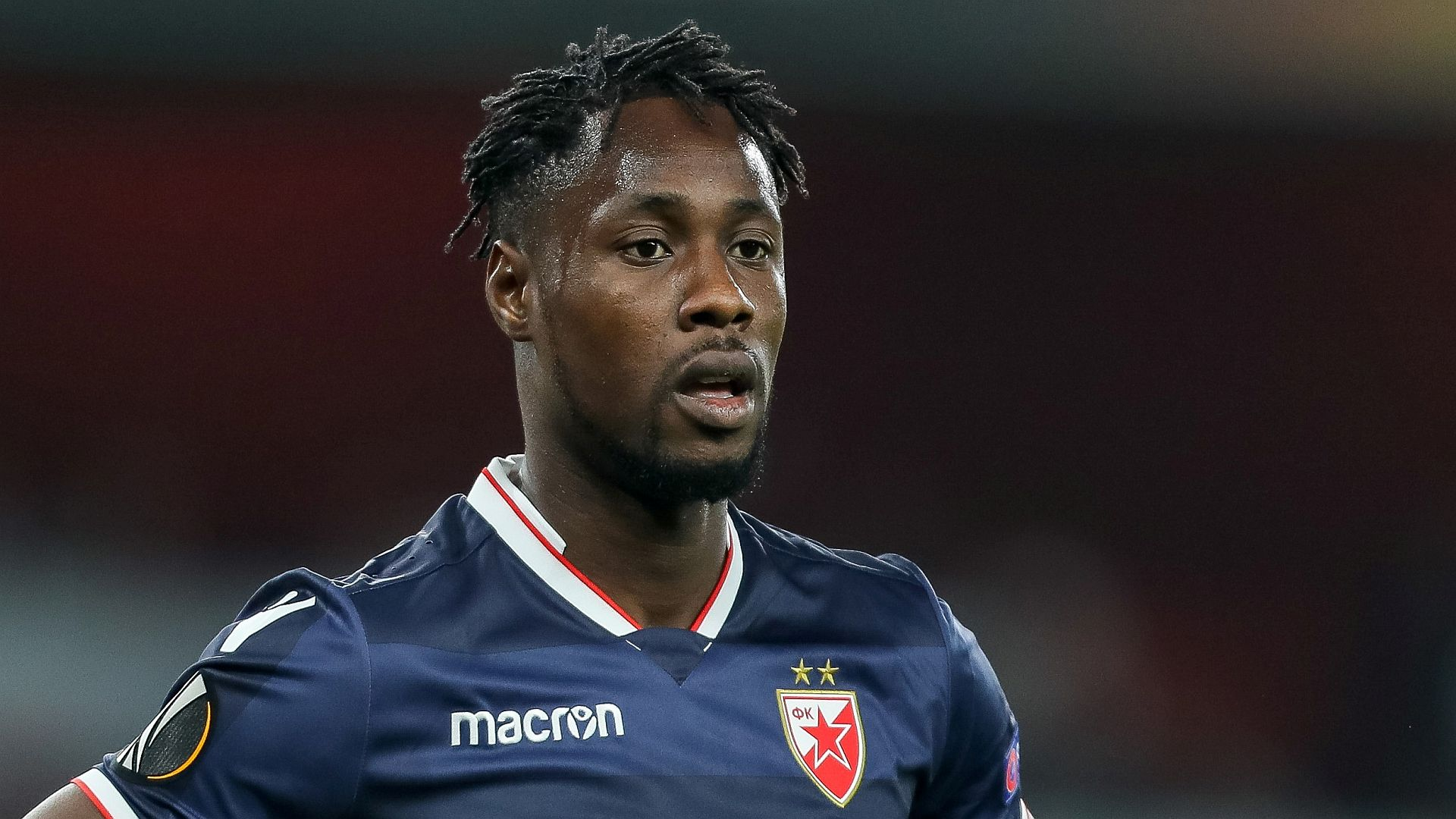 Boakye hails Stankovic and co. as Red Star Belgrade adventure ends