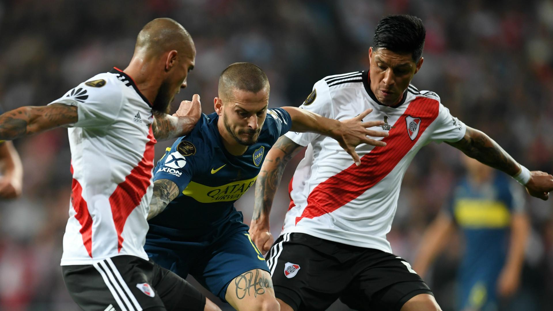 River Plate Bova Juniors Copa Libertadores 2018