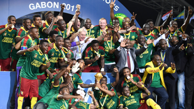 Cameroon Africa Cup of Nations 2017