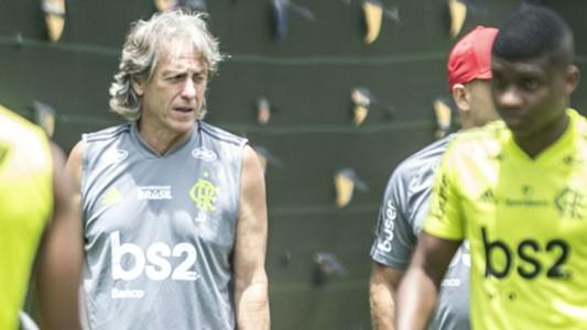 Jorge Jesus Flamengo 21 11 2019