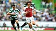 Sporting Arsenal Europa League 25102018