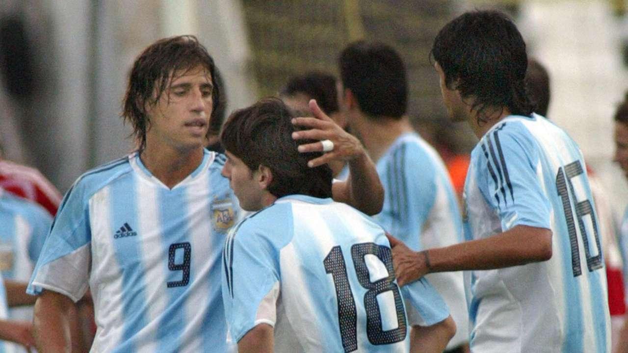 Messi Argentina Hungary