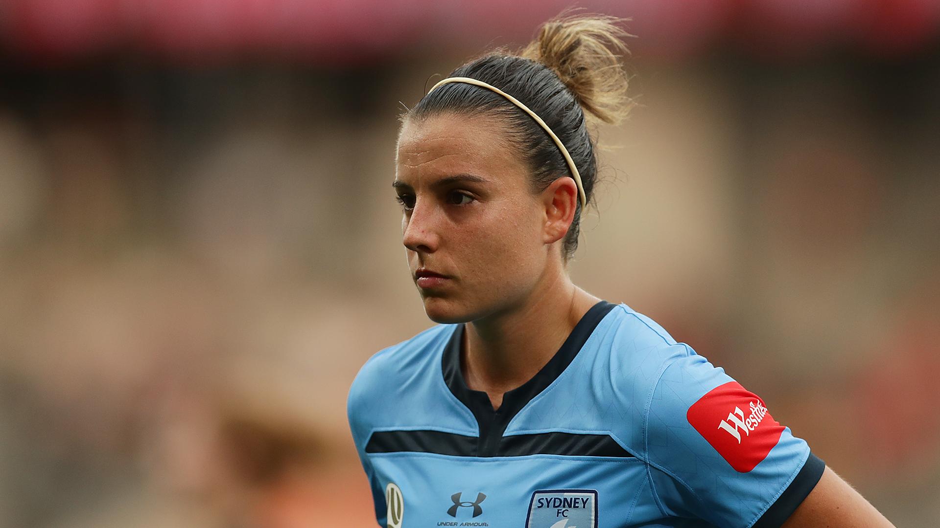 A-League and Australian football news LIVE: Logarzo latest Matilda to make England move