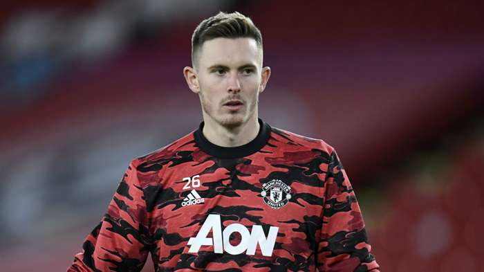 Dean Henderson Sheffield United vs Manchester United Premier League 2020-21