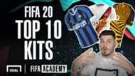 FIFA 20 kits