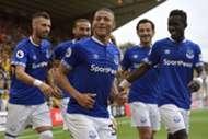 Richarlison Everton Wolverhampton | 11082018
