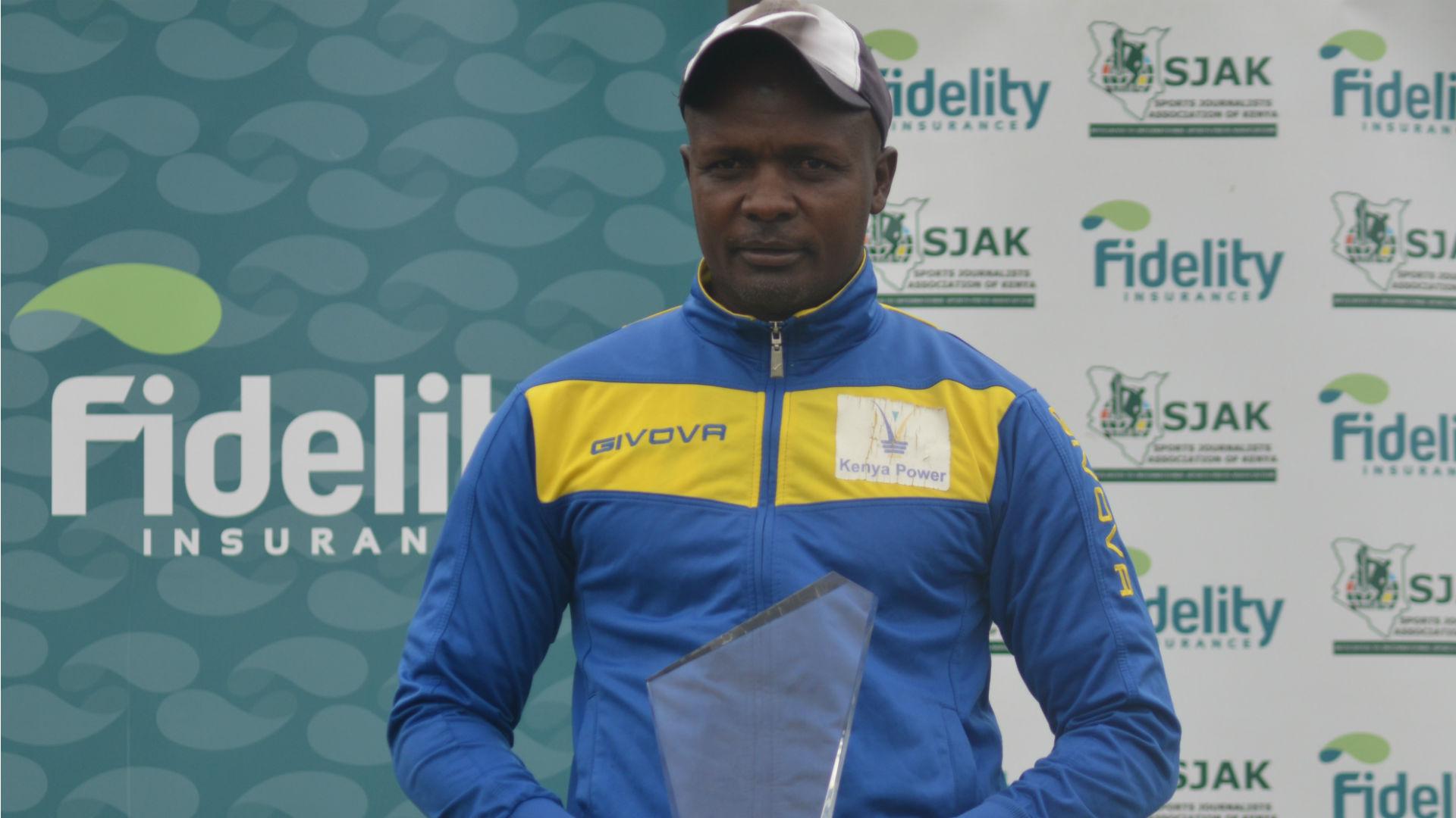 Salim Babu: Western Stima coach scoops KPL award for December ...