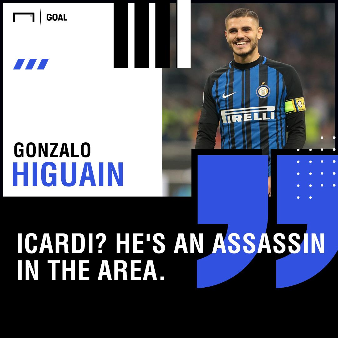 Higuain Icardi quote