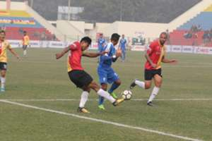 Indian Arrows East Bengal