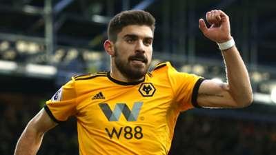 Ruben Neves Wolves 2019
