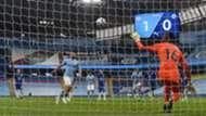 Sergio Aguero Man City 2020-21