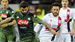 Hysaj Nandez Cagliari Napoli Serie A