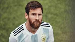 Lionel Messi Argentina kit