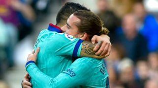 Antoine Griezmann Luis Suarez Real Sociedad vs Barcelona 2019-20