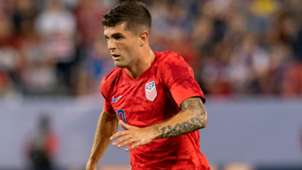 Christian Pulisic USMNT