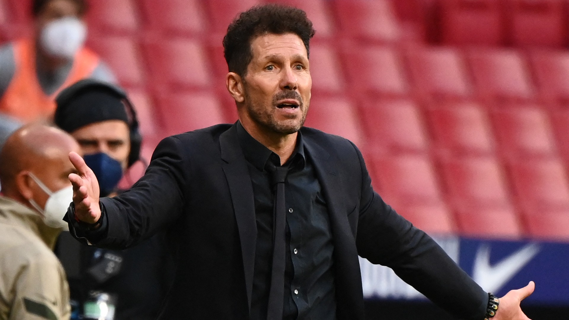 Simeone signs new Atletico Madrid deal until 2024
