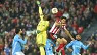 Steve Mandanda  Athletic Bilbao Marseille Europa League 15032018