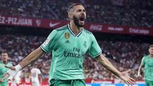 Benzema Real Madrid 2019-20