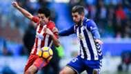 Theo Hernandez Deportivo Alaves Primera Division 012817