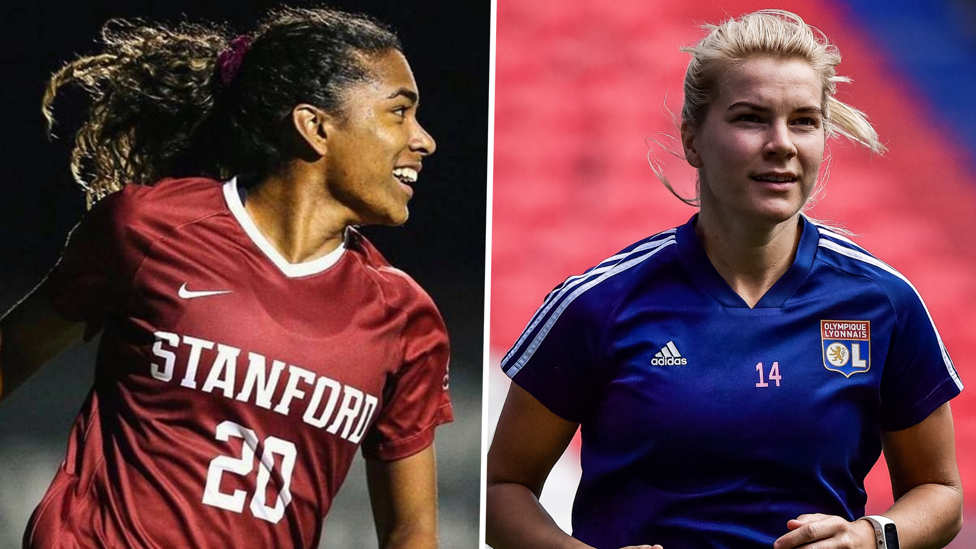Hegerberg helped convince me to join Lyon, says USWNT prospect Macario