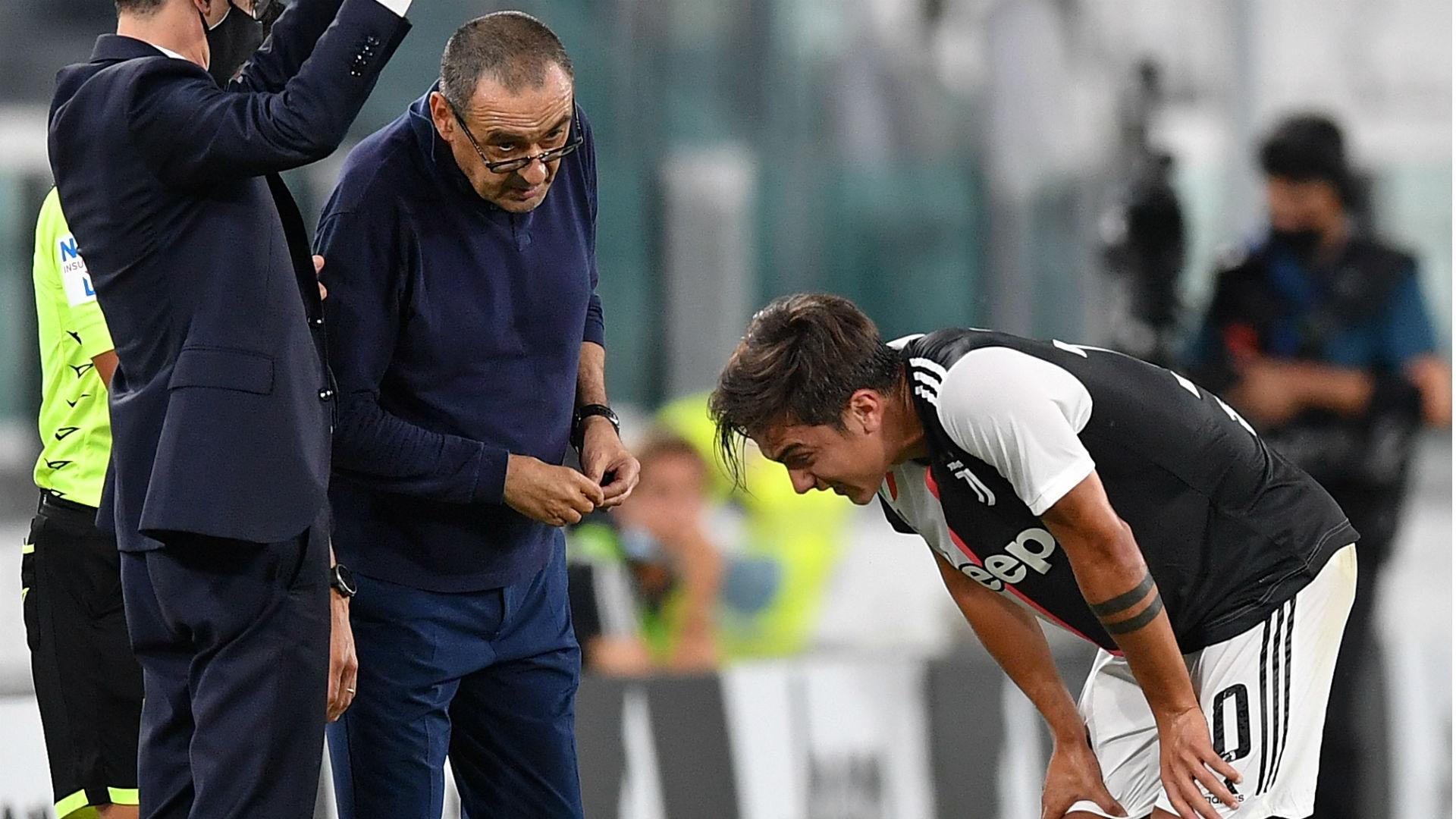 Flinke domper Juventus elf dagen voor cruciale Champions League ...