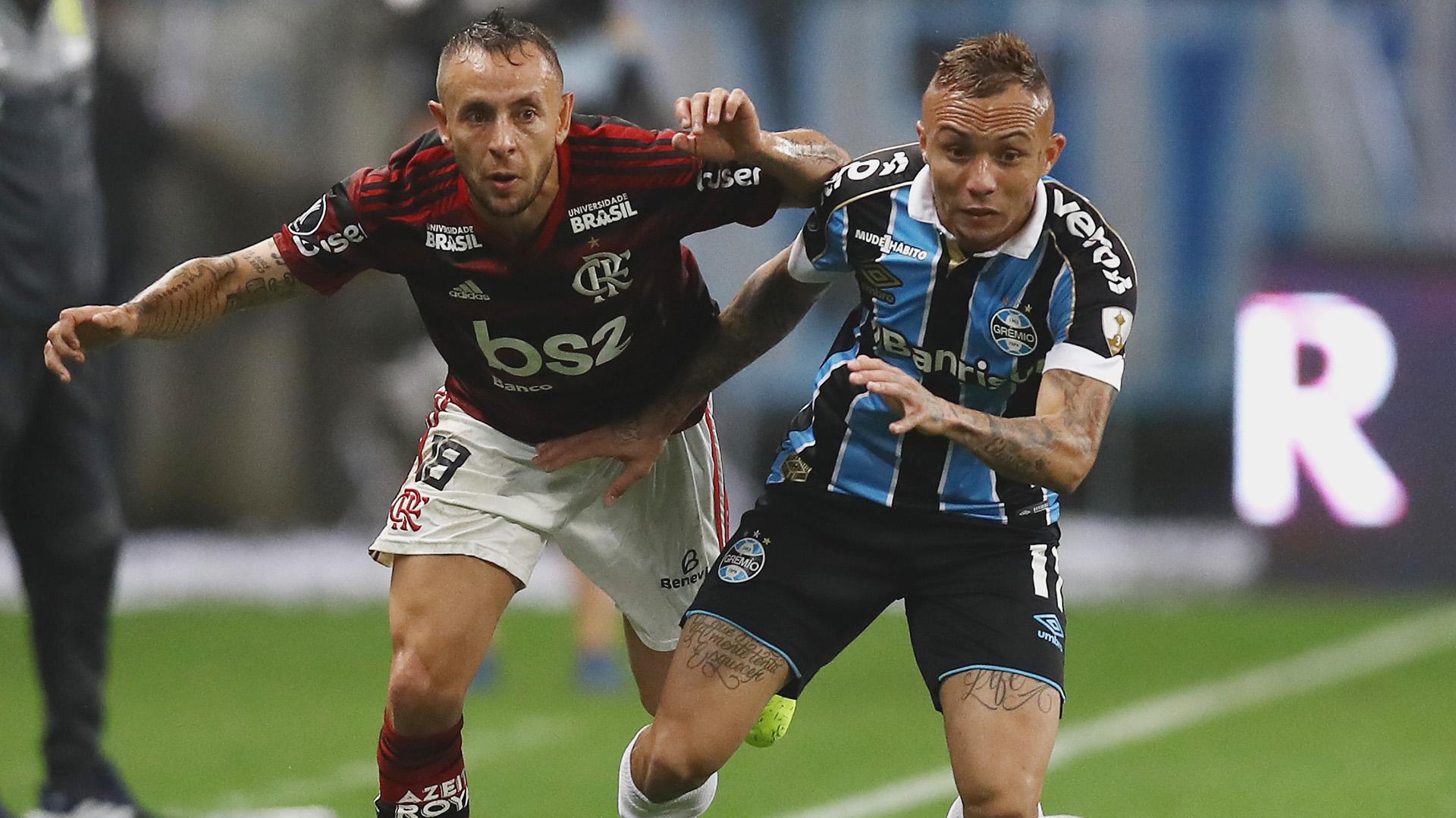 Grêmio 1 X 1 Flamengo Mengão Sai Na Frente Tricolor