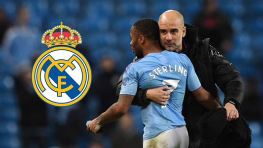VIDEO: Pep Guardiola und Zinedine Zidane über Raheem Sterlings Real-Schwärmerei | Goal.com