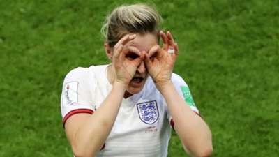 Ellen White England 2019