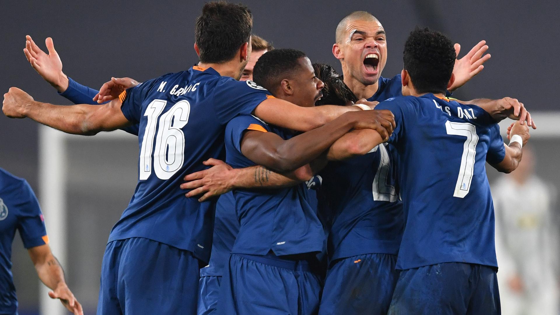 Aouacheria sees first career red as Sanusi's Porto subdue Farense