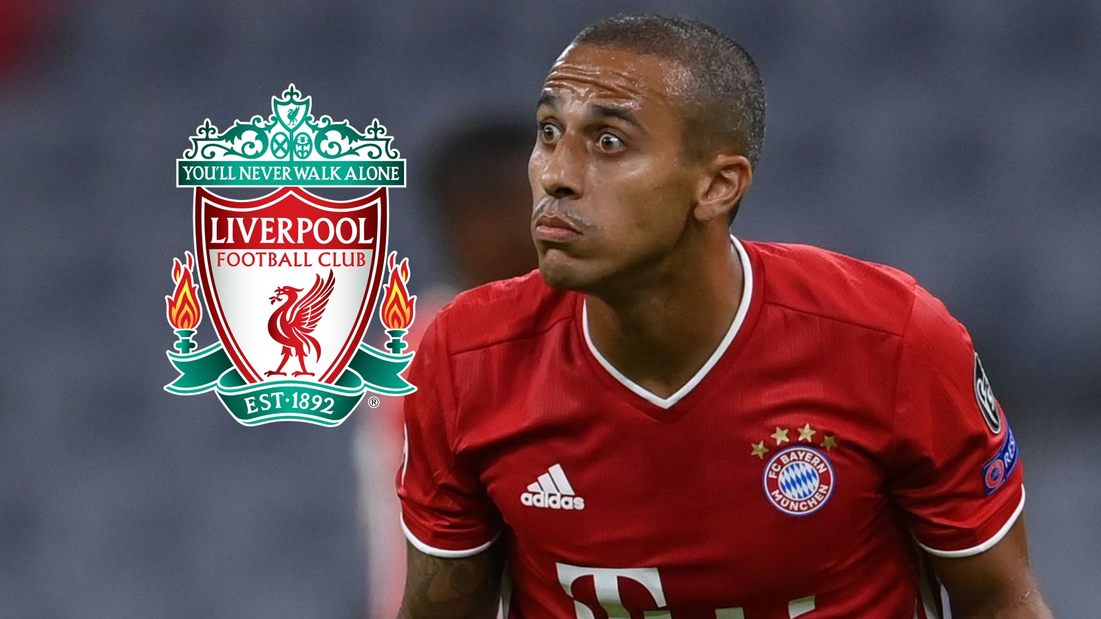 Thiago Alcantara Sempurna Graeme Souness Gereget Liverpool Pasif Di Bursa Transfer Goal Com