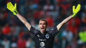 Marcelo Barovero Necaxa vs Monterrey Apertura 2019