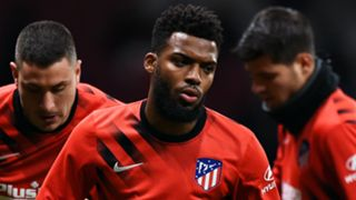 Thomas Lemar Atletico Madrid 2019-20