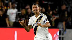 Zlatan Ibrahimovic LA Galaxy 25-10-2019