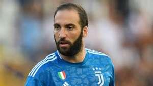 Gonzalo Higuain Parma Juventus