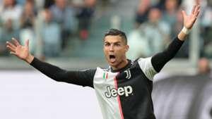 Cristiano Ronaldo Juventus Verona