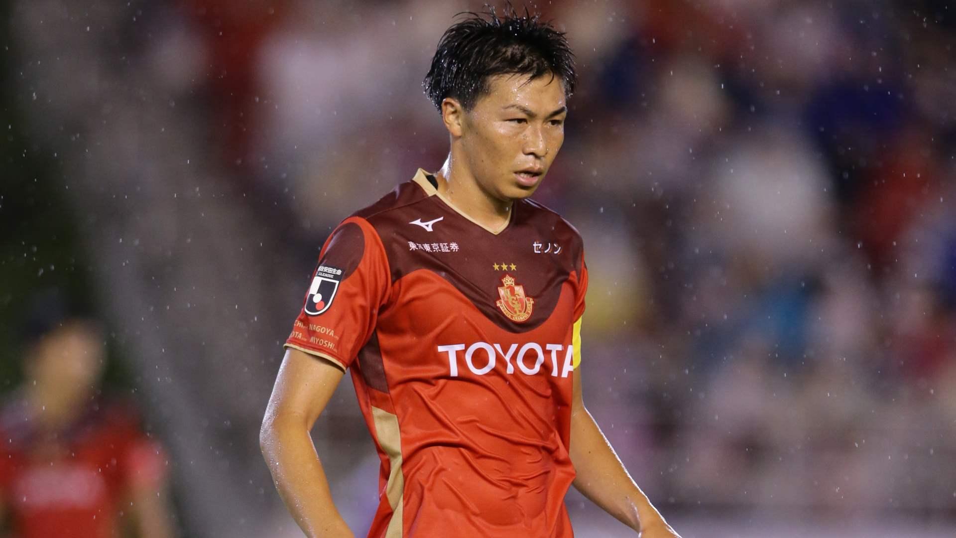 Yuichi Maruyama Nagoya Grampus 2019-08-30