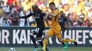 Orlando Pirates, Tendai Ndoro & Kaizer Chiefs, Lorenzo Gordinho