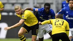 Dortmund-Schalke, en la vuelta de la Bundesliga tras el coronavirus